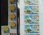 オークション切手